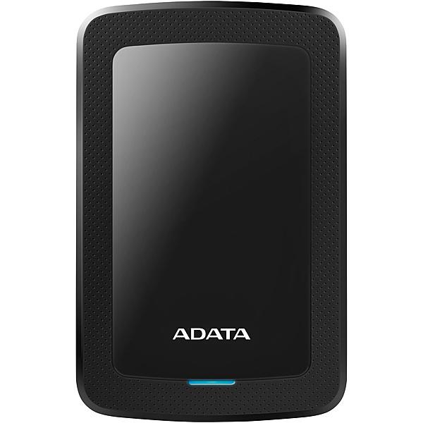 【送料無料】A-DATA Technology AHV300-1TU31-CBK 外付けHDD HV300 1TB ポータブル USB3.2 Gen1対応 ブラック スリムタイプ / 3年保証【在庫目安:お取り寄せ】| パソコン周辺機器