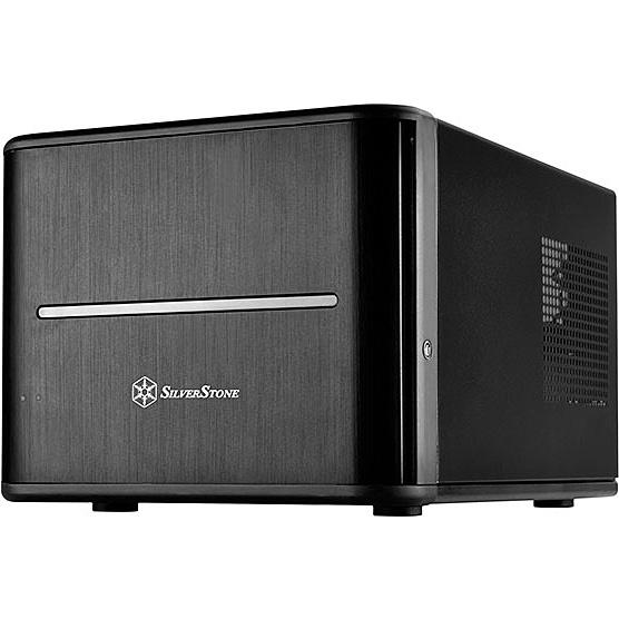 【送料無料】SilverStone SST-CS280B ストレージケース【在庫目安:お取り寄せ】