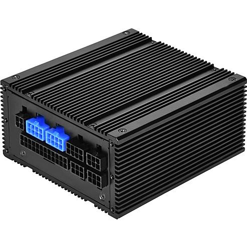 【送料無料】SilverStone SST-NJ450-SXL ファンレス電源 450W【在庫目安:お取り寄せ】