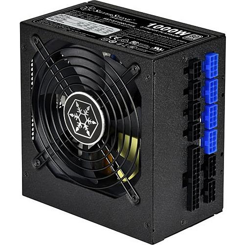 【送料無料】SilverStone SST-ST1000-PTS モジュラー電源 1000W【在庫目安:お取り寄せ】