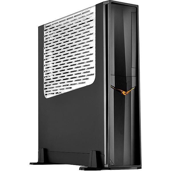 【送料無料】SilverStone SST-RVZ02B-W Gaming Mini-ITXケース ブラック+ウィンドウ【在庫目安:お取り寄せ】