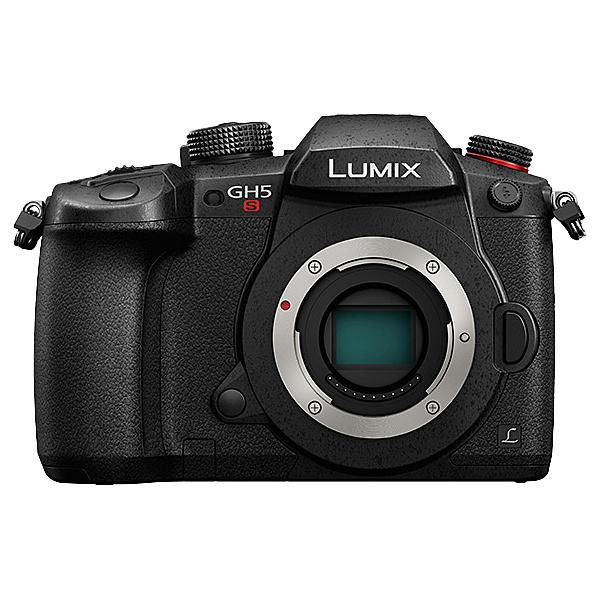【送料無料】Panasonic DC-GH5S-K デジタル一眼カメラ LUMIX GH5S ボディ (ブラック)【在庫目安:お取り寄せ】