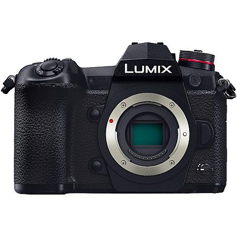 【送料無料】Panasonic DC-G9-K デジタル一眼カメラ LUMIX G9 PRO ボディ (ブラック)【在庫目安:お取り寄せ】| カメラ ミラーレスデジタル一眼レフカメラ 一眼レフ カメラ デジタル一眼カメラ