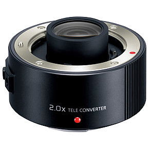 【送料無料】Panasonic DMW-TC20 デジタルカメラ交換レンズ用テレコンバーター【在庫目安:お取り寄せ】