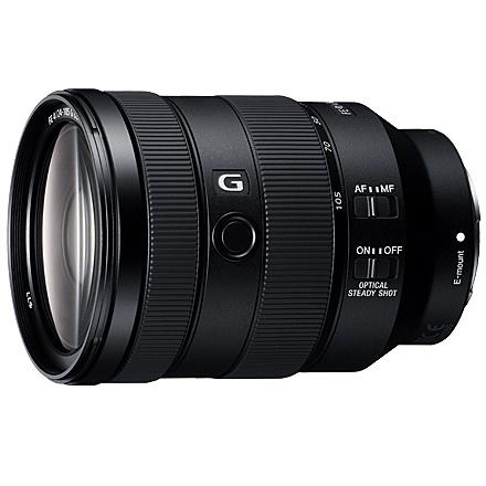 【送料無料】SONY(VAIO) SEL24105G Eマウント交換レンズ FE 24-105mm F4 G OSS【在庫目安:お取り寄せ】| カメラ ズームレンズ 交換レンズ レンズ ズーム 交換 マウント
