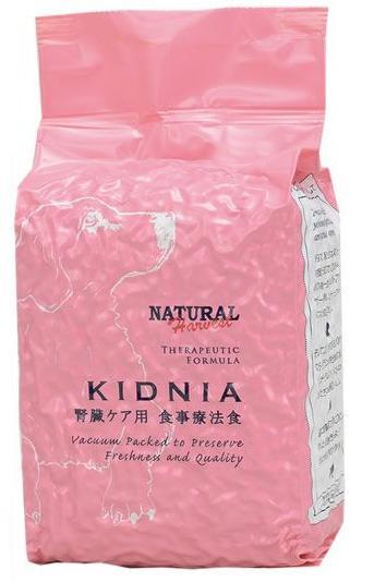 ナチュラルハーベスト キドニア 3ポンド(1.36kg) 8袋 【Natural Harvest ドッグフード】 ○
