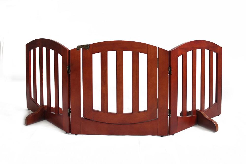 シンプリーシールド ラグジュアリー:3パネル(ドア有り) 【ゲート】○