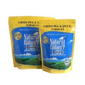 • 天然平衡 — — 綠色和平組織 & duckformuladrycat 食品 2.2 磅 (1.00 公斤) 1