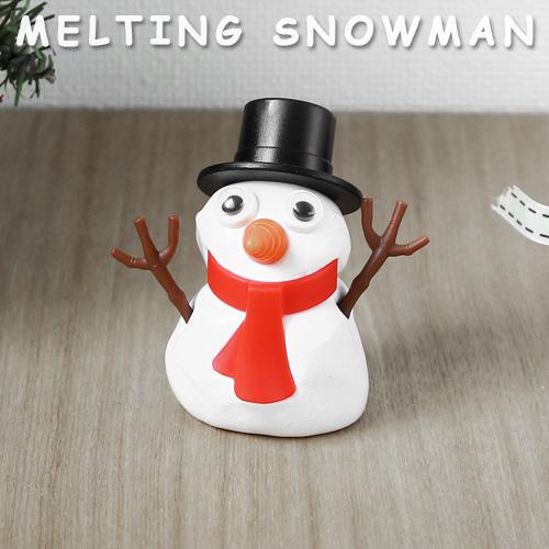 <title>数時間で解けてしまう かわいくて儚い スノーマン 制作キット 雪だるま クリスマス ねんど 粘土 セット 子供 おもちゃ クリスマスプレゼント おもしろ雑貨 あす楽14時まで 激安 メルティング MELTING SNOWMAN 置物 ケース 手作り プレゼント 贈答 贈り物 デザイン plywood オシャレ雑貨 F</title>