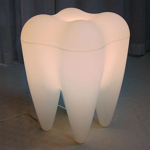 【あす楽14時まで】【送料無料】 Tooth Lamp [トゥースランプ] 【smtb-F】 【 フロアランプ フロアライト インテリア照明 インテリアライト 送料無料 照明 】 F