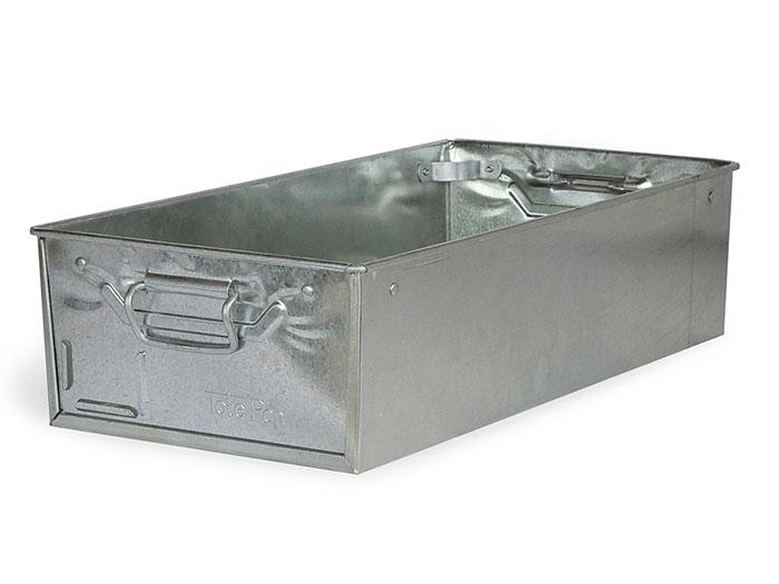 TOTE PAN(トートパン) スチールボックス Metal Tote Pans TP3