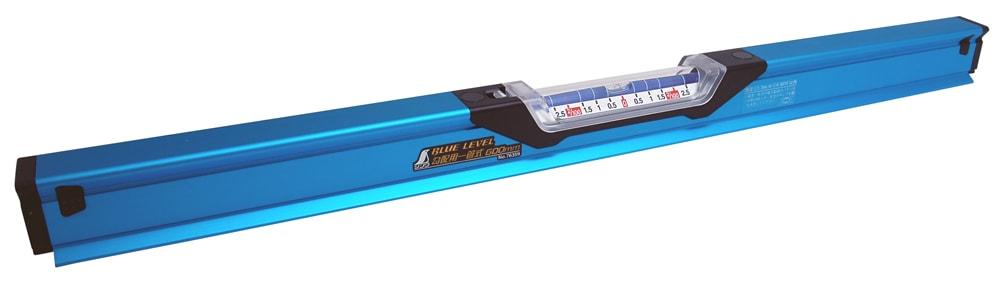 シンワ測定 ブルーレベル 勾配用一管式 600mm 76359
