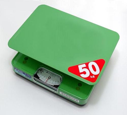 シンワ測定 簡易自動はかり ほうさく 50kg 取引証明以外用 70026