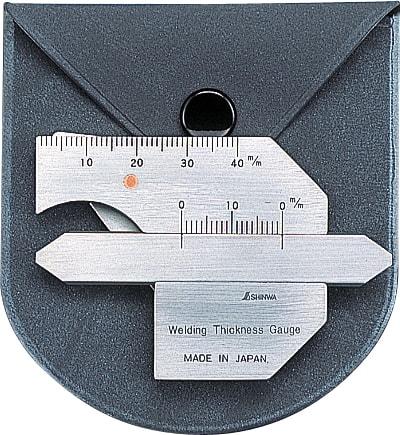 シンワ測定 溶接ゲージ A 58691