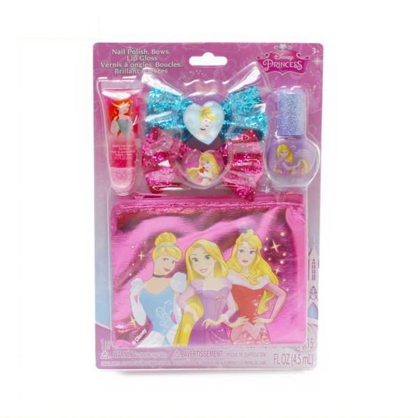 Disney Princess lip & nail set 719565305313 [the Rakuten card division]