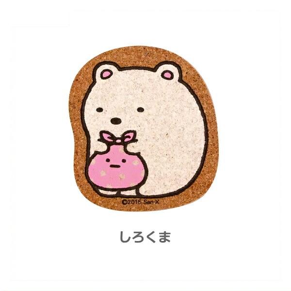 """[! """"生活方式角模切杯墊 SG350 [Sumikko gurashi] 萬聖節聚會玩具 02P01Oct16"""