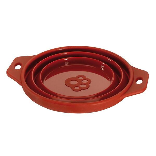 PA1087 Travelling bowl オンラインショッピング トラベリングボウル イタリア ファープラスト ferplast社製 71087000 8010690093536 ぺたんこボウル ペット用品 FW サービス