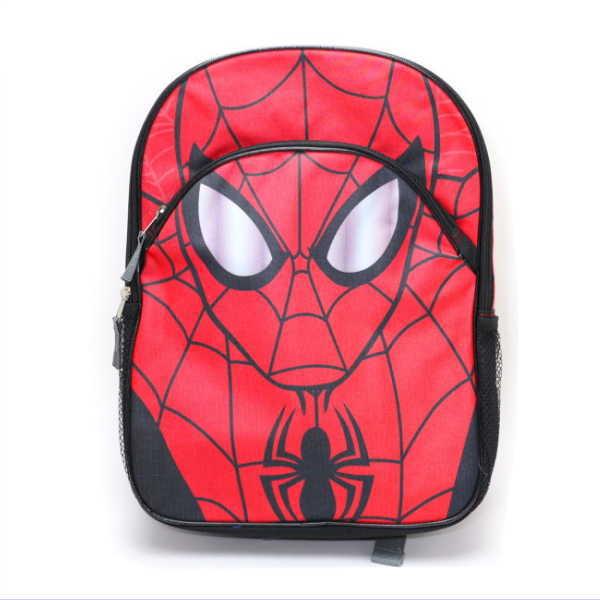 【送料無料+おまけ2個付】 スパイダーマン マーベル ラージリュック(クモの巣) 795229680927
