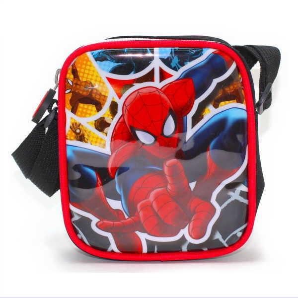 Fancy goods store PoccL  Spider-Man mini-square sling bag (Web W ... d036f2999226e