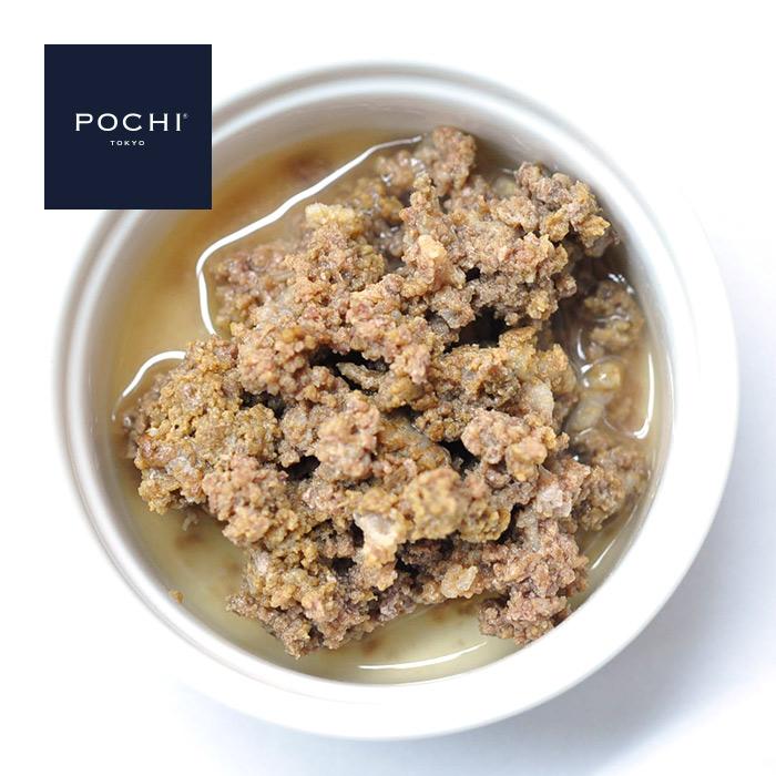 高タンパク 物品 低カロリーな馬肉をミンチにしました POCHI 80g 馬肉ミンチ 再再販