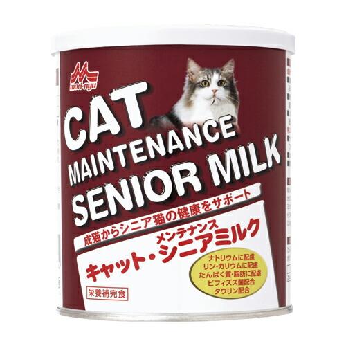 買物 迅速な対応で商品をお届け致します 成猫からシニア猫の健康をサポート キャット シニア ミルク 280g 1缶 パウダー