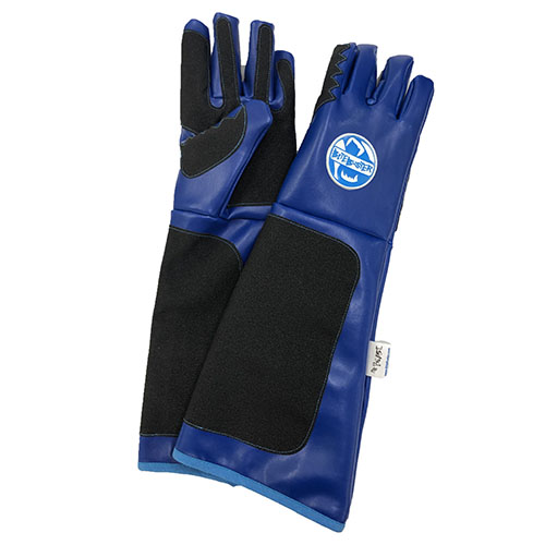 バイトバスター ビースト L/XL(~7.5号) 1双 長さ46cm 手袋