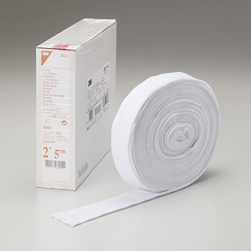 3M(TM) ストッキネット 1箱(1巻) カラー:ホワイト 5.0cm×22.8m スリーエムヘルスケア