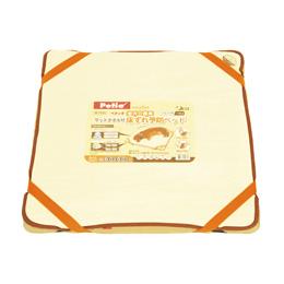 老犬介護用 マットタオル付床ずれ予防ベッド (大型犬用)