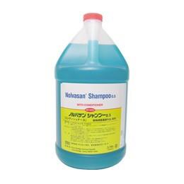 送料無料 ノルバサンシャンプー0.5 (3.78L) 1ガロン キリカン洋行 犬猫用 薬用 シャンプー 殺菌 皮膚 被毛 洗浄 低刺激
