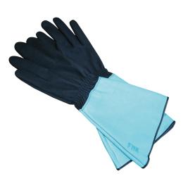 送料無料 動物用皮手袋(薄型)小(全長約38cm)