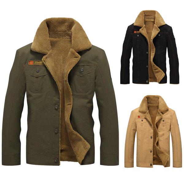 メンズカジュアル デザイン コートジャケット/メンズ 長袖ジャケット 冬 秋 カジュアル メンズファッション 極暖 きれい目 彼氏 男性 men's