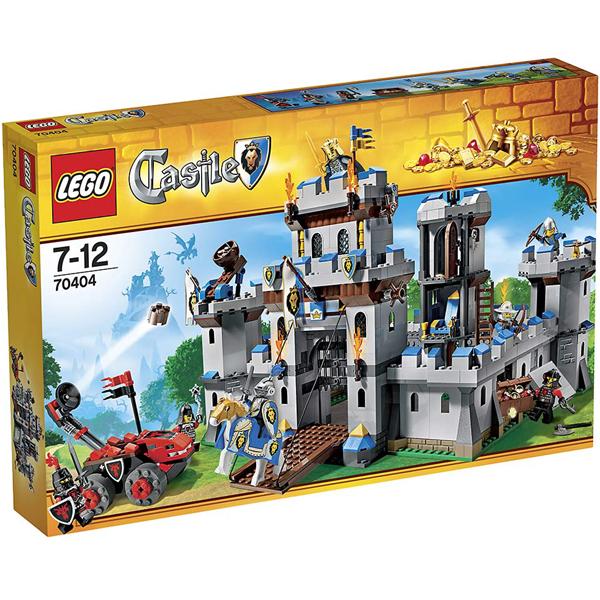 LEGO CASTLE regokyassuru 70404皇帝的城