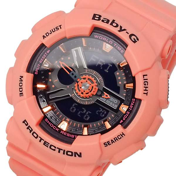 fc8551e04297 Casio CASIO casual watch baby-g inspired by the popular model slightly  series g-shock and GA-110 Design New models.
