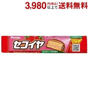 3980円 税込 以上ご購入で送料無料 いちご30本入 5☆好評 フルタセコイヤチョコレート 至上