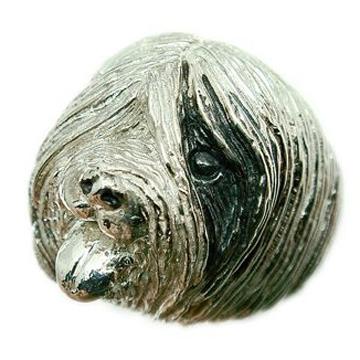 オールドイングリッシュ/犬/シルバー925/リング/指輪/ドッグ/Dog/ring/犬リング/イヌリング/Silver925