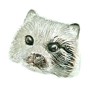 ヒマラヤン/猫/シルバー925/リング/指輪/キャット/Cat/ring/猫リング/ネコリング/Silver925
