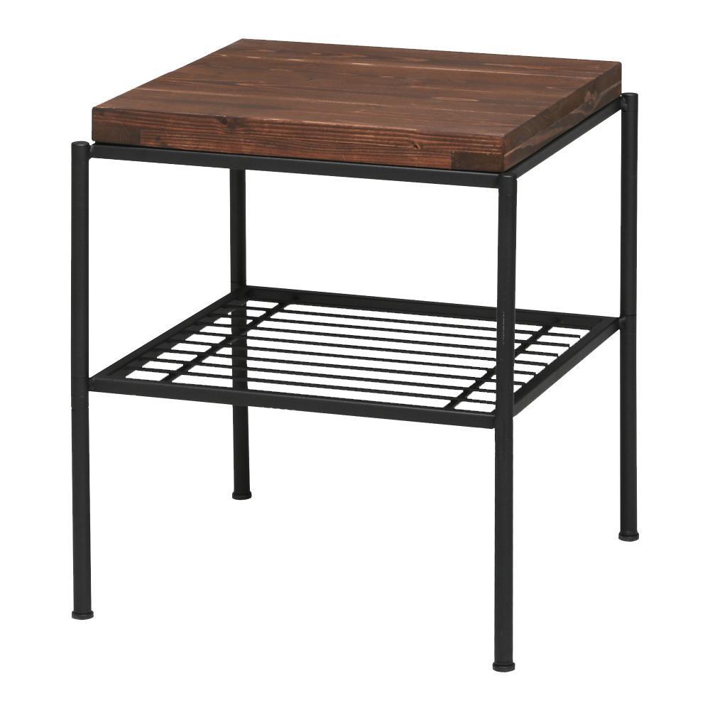 サイドテーブル おしゃれ 木製 ナイトテーブル ベッドサイドテーブル