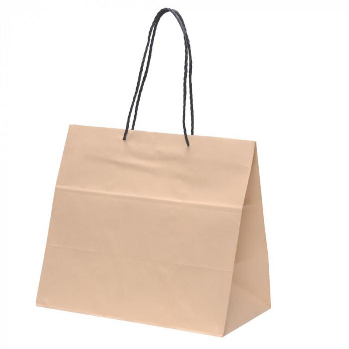 シンプルなデザインのフラワーバッグ パックタケヤマ フラワーバッグ 手提袋 BM 10枚 10束 XZT00927