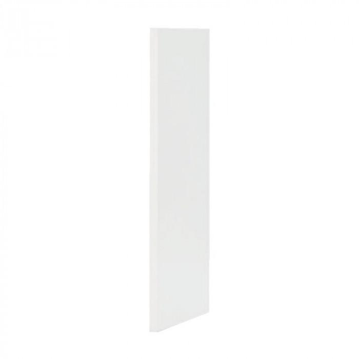 豊國工業 ハイカウンター用エンドパネル CT-HEP メラミン:PR-TYW EG ホワイトグレー エッジ:SC40-3005 ホワイトグレー