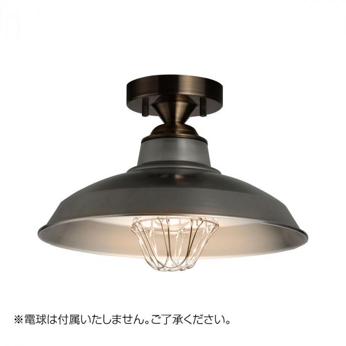 シーリングライト 〆付けガードアルミ配照 CL型 電球なし GLF3489X GLF3489X