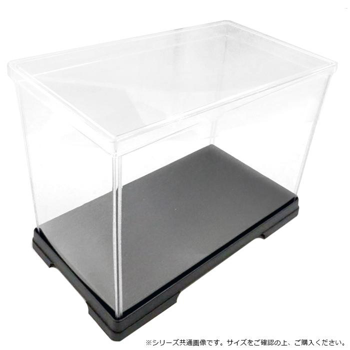 透明プラスチックヨコ長ケース 40 21 21cm 6個セット