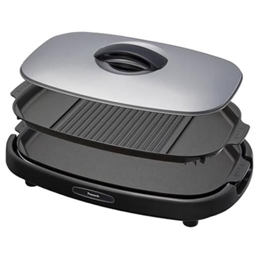 家庭用 お好み焼き 鉄板 家焼肉プレート 電気プレート 波型プレート