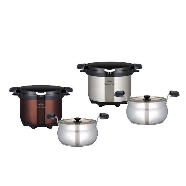 真空煮込み鍋 真空断熱保温調理 保温調理器具 真空保温調理鍋 3L