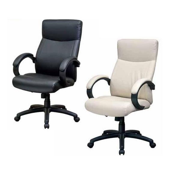 オフィスチェア レザーチェア ハイバックチェア レザー 社長椅子