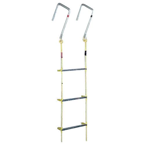 避難用はしご 縄梯子 縄はしご 梯子 アルミ 避難はしご ベランダ 8m