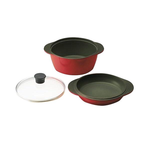 無水鍋 野菜水なし鍋 水なし鍋 水なし万能鍋 ih用 煮込み鍋 素材本来