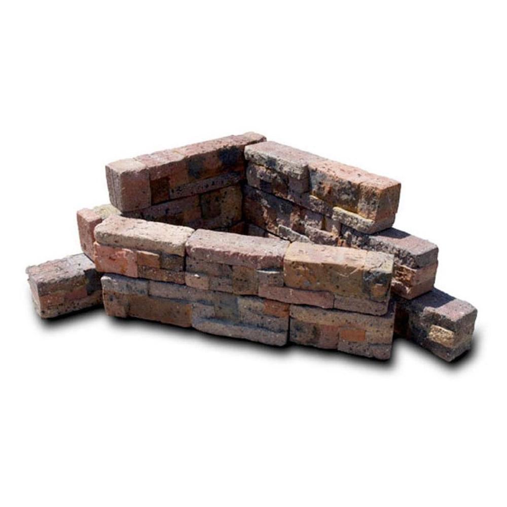 置くだけでできるお手軽花壇パッケージです。 ガーデニングコーナーブロック 花壇用ブロック レンガ調 花壇ブロック 置くだけ