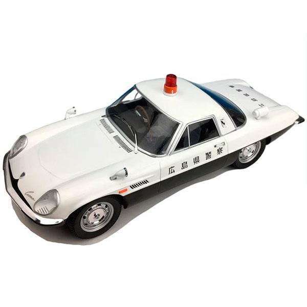 First18 ファースト18 マツダコスモスポーツ 広島県警察 警察車両 1
