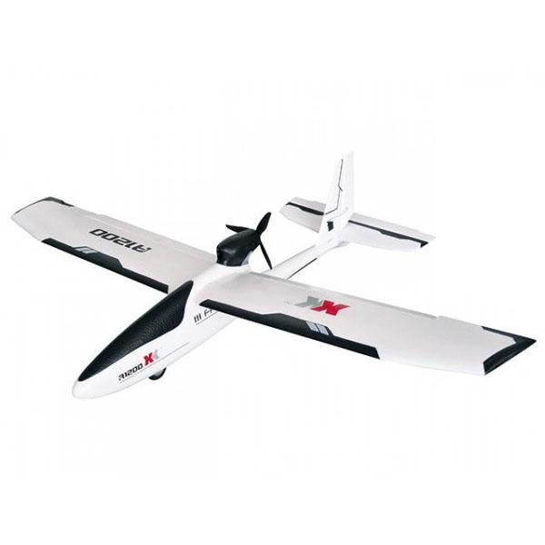 ラジコン飛行機 初心者 グライダー ラジコン飛行機 完成機 フルセット
