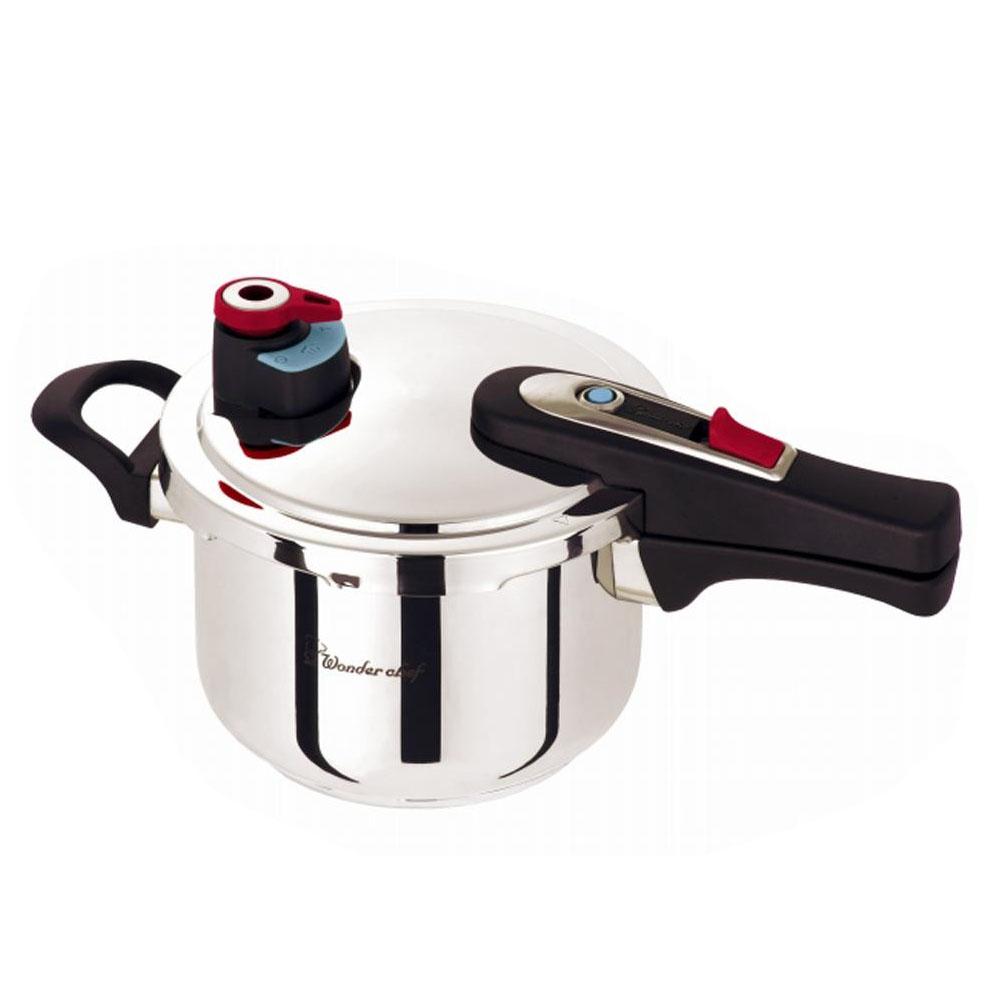 片手圧力鍋 圧力鍋 ih対応 圧力鍋 使いやすい 圧力鍋 ワンダーシェフ 3L